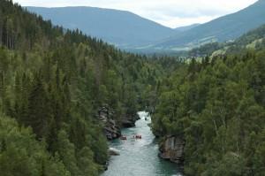 rafting reiseliv